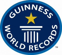 world guinnes record